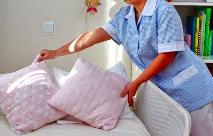 Legislación de las trabajadoras del hogar