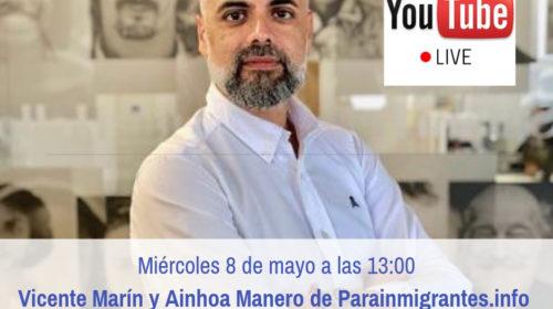 ¡Haznos tu consulta en directo a través de Hangouts en YouTube este miércoles!