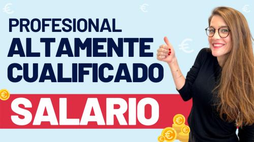Profesional Altamente Cualificado: Salario
