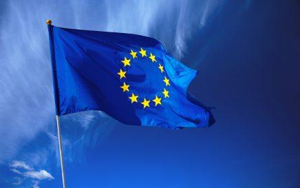 UNIÓN-EUROPEA bandera