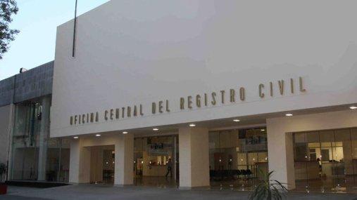 registro civil central