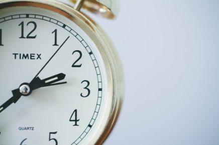 Expedientes de Nacionalidad En Calificación: Duración Actual de la fase - Mayo 2019 reloj
