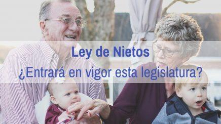 Ley de Nietos y voto rogado: ¿entrará en vigor esta legislatura?
