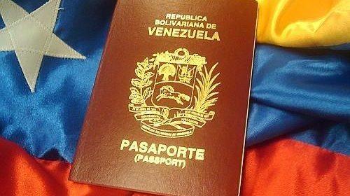 Se decreta la prórroga para la vigencia de pasaportes venezolanos vencidos hasta por 5 años