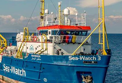 Los abogados extranjeristas apoyan la labor de los barcos de salvamento
