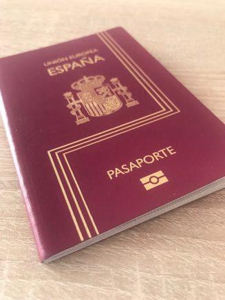 Cobertura en Seguridad Social, Hacienda y Padrón Municipal al obtener la Nacionalidad Española: Pasaporte Español