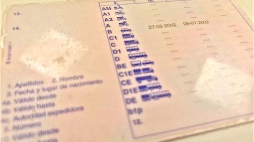 ¿Cómo podemos canjear el permiso de conducir de Venezuela en España?