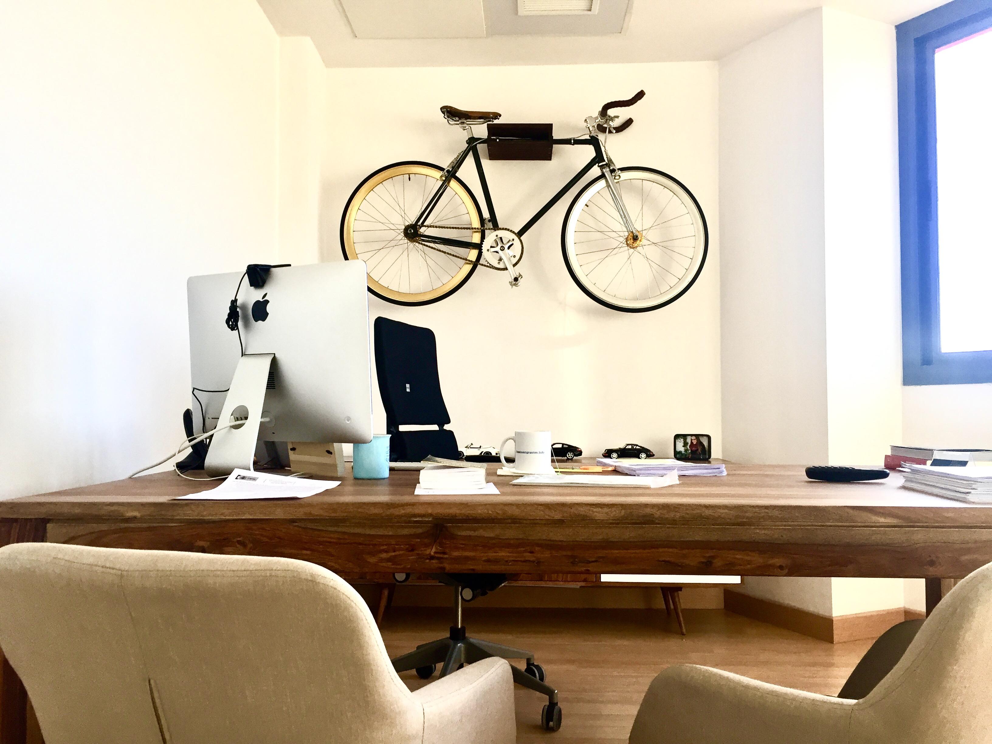 despacho bici autonomo
