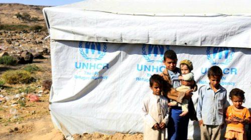 El papel de ACNUR en la crisis de los refugiados en Yemen