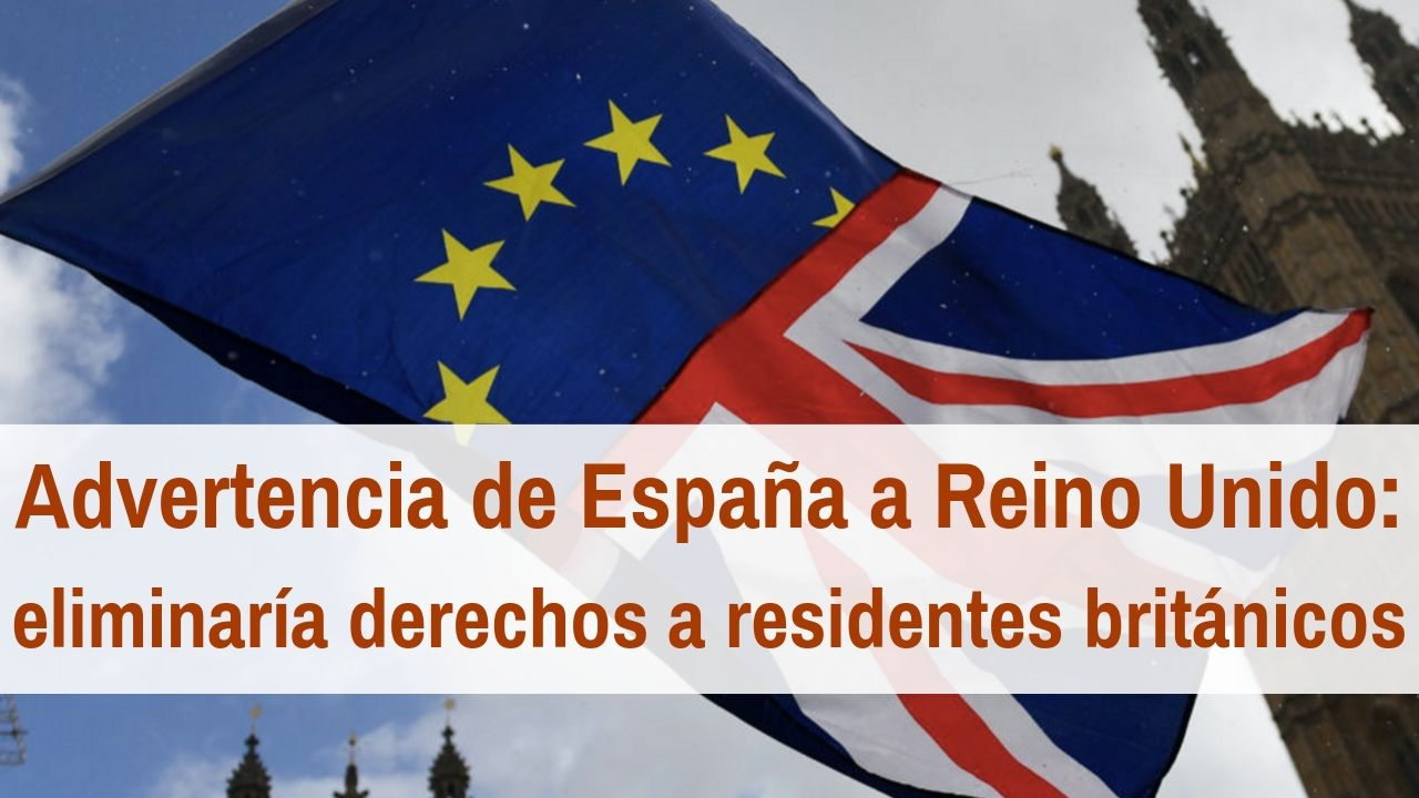 advertencia brexit