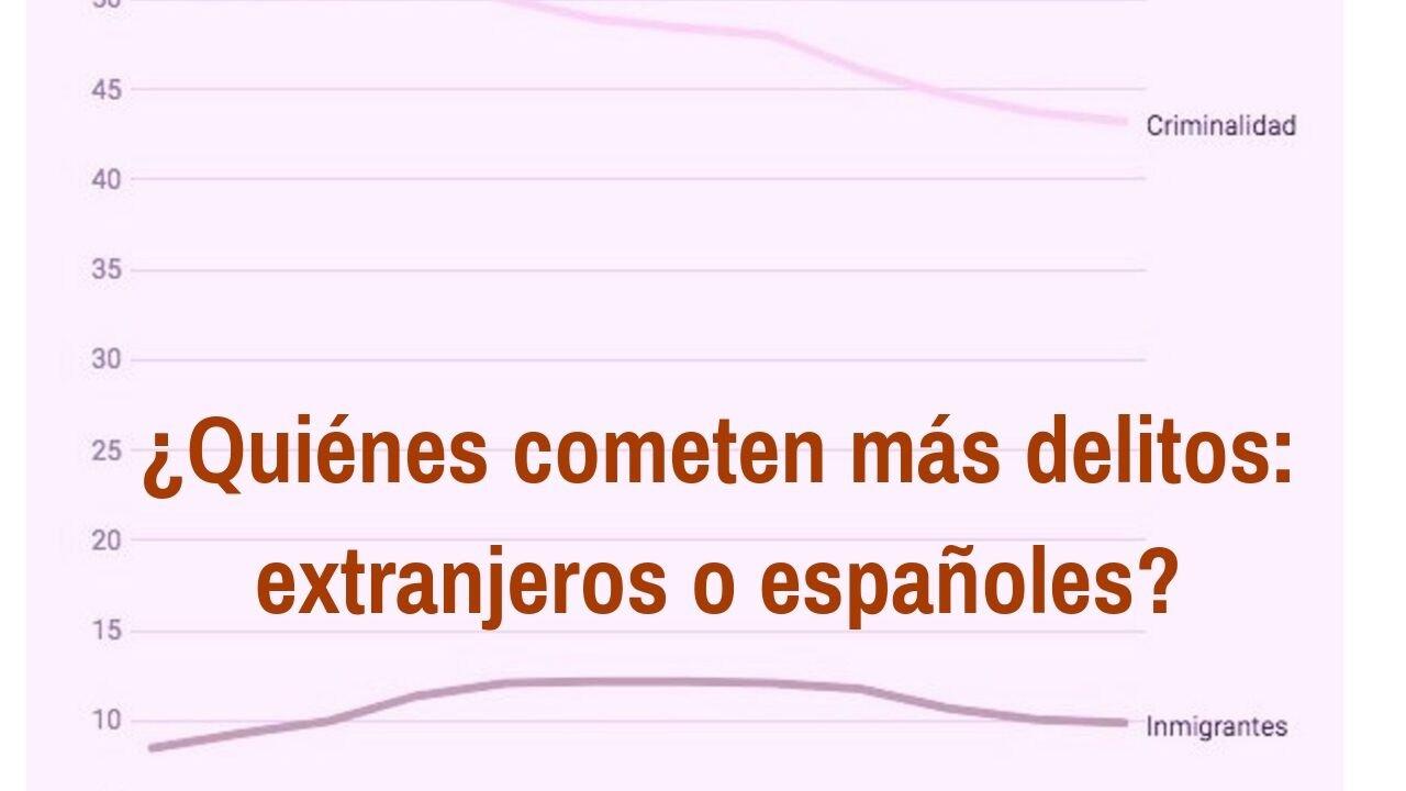 delitos españoles o extranjeros
