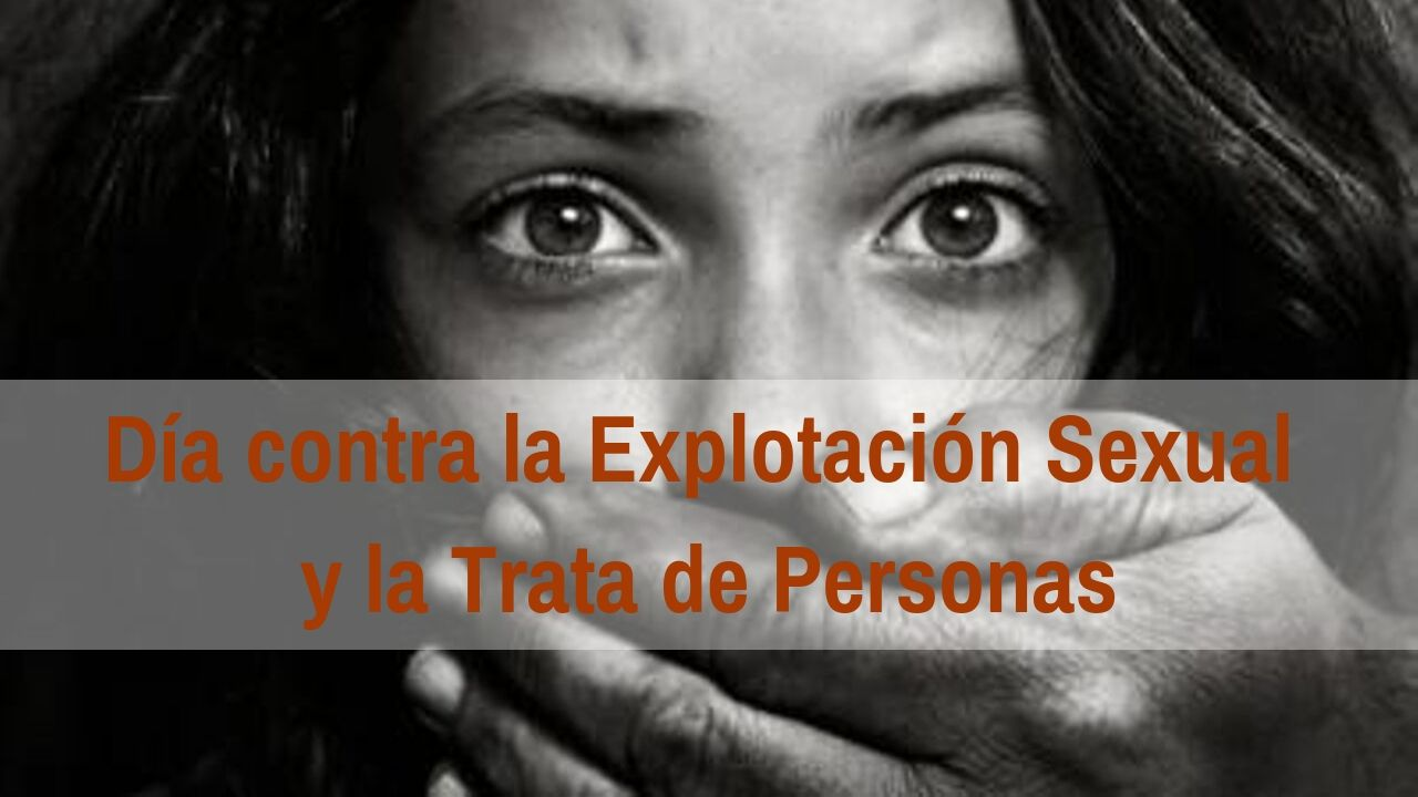 dia explotación sexual trata de personas