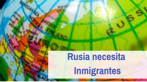 Rusia necesita inmigrantes