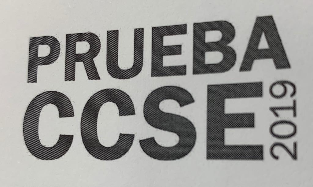 Exámenes de Nacionalidad Española CCSE y DELE en Huesca y Teruel