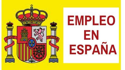 Empleo: Trabajo para extranjeros en España