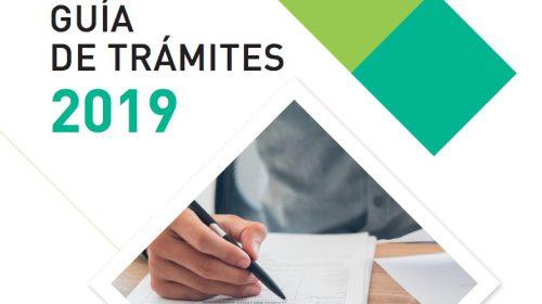 Guía Oficial de Trámites del Ministerio del Interior 2019