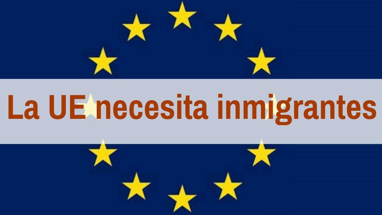 inmigración en la UE