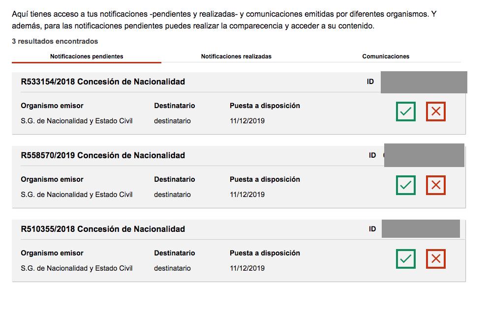 concesion de nacionalidad española