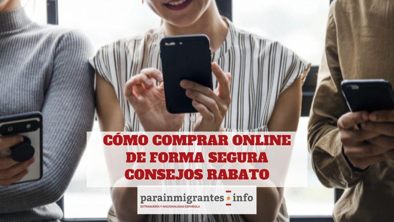 Cómo comprar en línea de forma segura Consejos Rabato