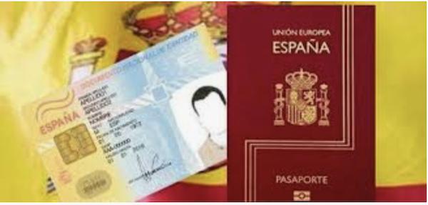 conservar la nacionalidad española
