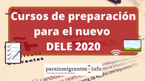 ¡Nuevos cursos online para preparar el Examen DELE A2!