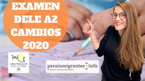 Guía Examen DELE A2 Nacionalidad Española. Prueba 3: Expresión e interacción escritas