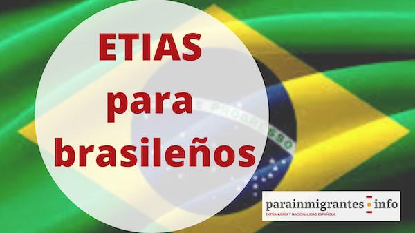 ETIAS para brasileños