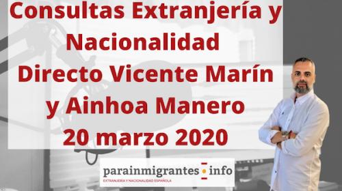 Extranjería y Nacionalidad Española: Preguntas Frecuentes