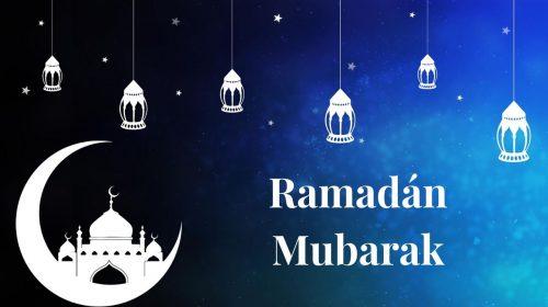 رمضان مبارك Ramadán Mubarak