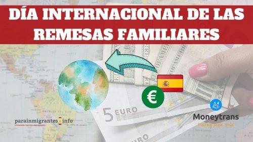 Día Internacional de las Remesas Familiares: ¡celébralo con Moneytrans!