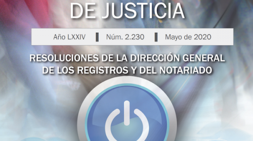 Resoluciones DGRN- Junio 2019