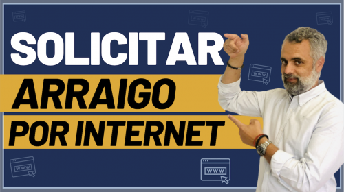solicitar arraigo por internet