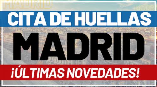 Cita de Huellas Madrid- Últimas Novedades