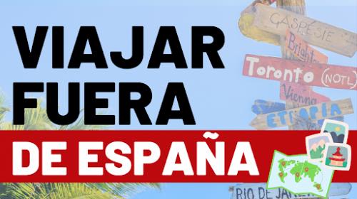 Viajar fuera de España con Tarjeta Prorrogada