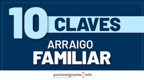 10 Claves del Arraigo Familiar
