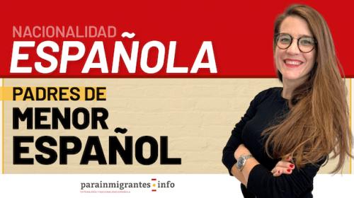 Nacionalidad para padres de español – Vídeo