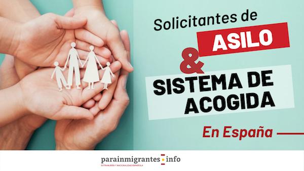 solicitantes de asilo en España