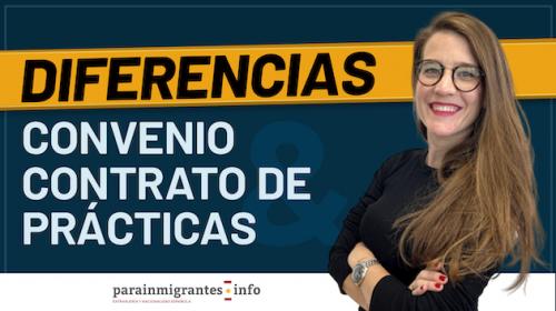 Residencia para Prácticas Profesionales: Diferencias entre Convenio y Contrato de Prácticas
