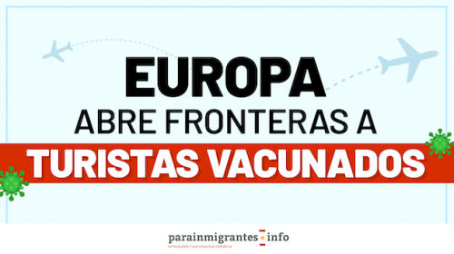 europa abre fronteras
