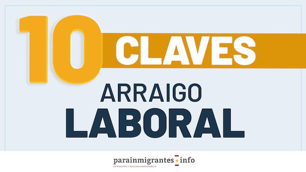 10 Claves del Arraigo Laboral